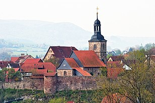 Walldorf fortified church, north-east view.jpg