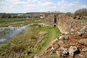 Bolingbroke, Lincolnshire - Bolingbroke Castle