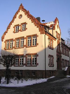 Kleinwallstadt - Image: Kleinwallstadt Rathaus