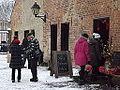 Klostermellangatans bodar julmarknad 2014.JPG