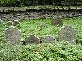 KnL - židovský hřbitov - staré náhrobky v borůvčí.jpg