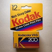 Kodacolor (still photography) - Wikipedia