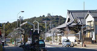 Komaki City in Chūbu, Japan