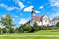 Konviktskirche - Blick vom Stadtgarten - Ehingen (Donau).jpg