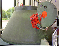 Kosmos 1443 return capsule.JPG