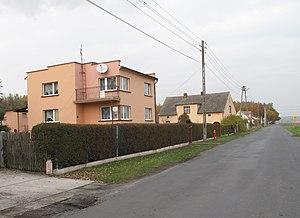 Krasowa - Street