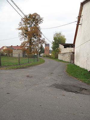 Krasowa - Image: Krasowa (powiat strzelecki), ulice III