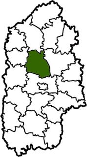 Krasyliv Raion Former subdivision of Khmelnytskyi Oblast, Ukraine