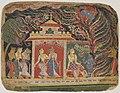 Krishna defeats Trinavarta.jpg