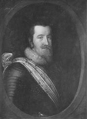 Kristian IV, 1577-1648, kung av Danmark
