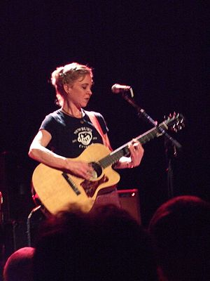 Kristin Hersh - Hersh at the Bowery Ballroom, New York, 2007