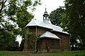 Krosno, dřevěný kostel svatého Vojtěcha.jpg