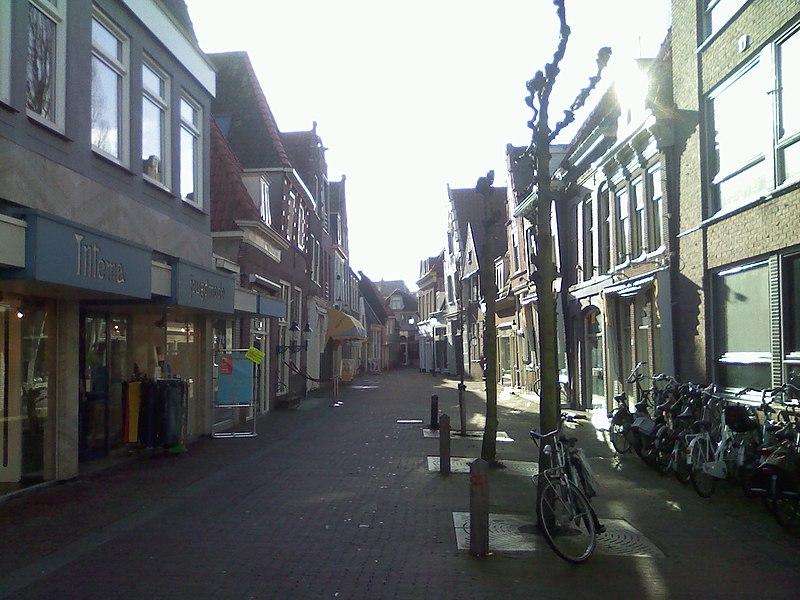 File:Kruisstraat, Hoorn.jpg