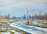 Kuindzhi Early spring 1890 1895.jpg