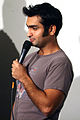 Kumail Nanjiani the Meltdown December 2011 (cropped).jpg