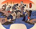Kuniyoshi Utagawa, Animals dyeing fabrics.jpg