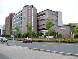 Kyoto University of Foreign Studies140512NI2.JPG
