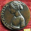L'antico (maniera), medaglia di diva julia astallia, recto.JPG