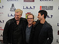 LA Animation Festival - Iron Giant screening with Christopher McDonald, Brad Bird, and Eli Marienthol (6852465656).jpg