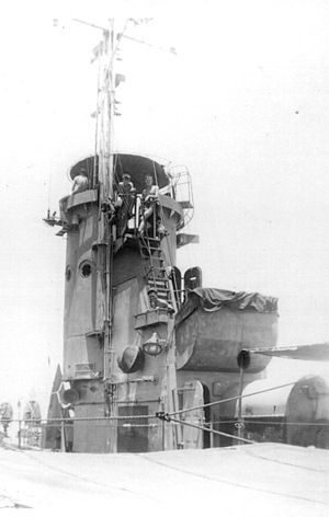 USS LSM-45 - Image: LSM 45 in Philippines date unknown