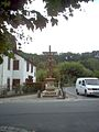 La Bastide-Clairence wayside cross.jpg