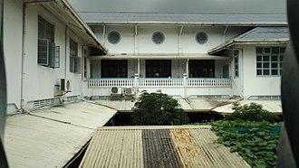 La Consolacion College Manila - Image: La Consolacion College Manila 15