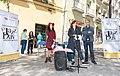 La ciudad de Madrid rinde homenaje al músico Jerry González 04.jpg