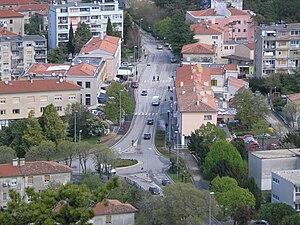 Labin - Streets of Labin