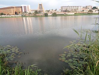 Yaoundé - Yaoundé Lake