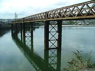 Laira Bridge bridge in United Kingdom