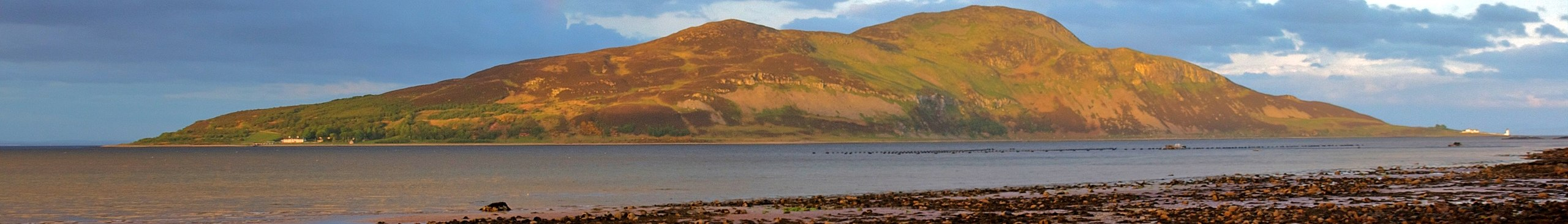 Holy Island (Arran) – Travel guide at Wikivoyage