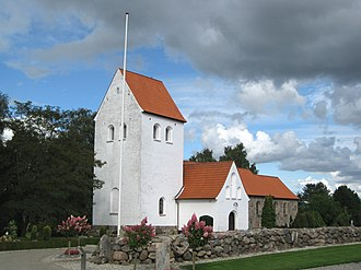 Langå - Langå church