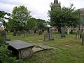 Langton family graves, Kirkham churchyard. - geograph.org.uk - 359928.jpg