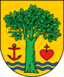 Coat of arms of Lankau