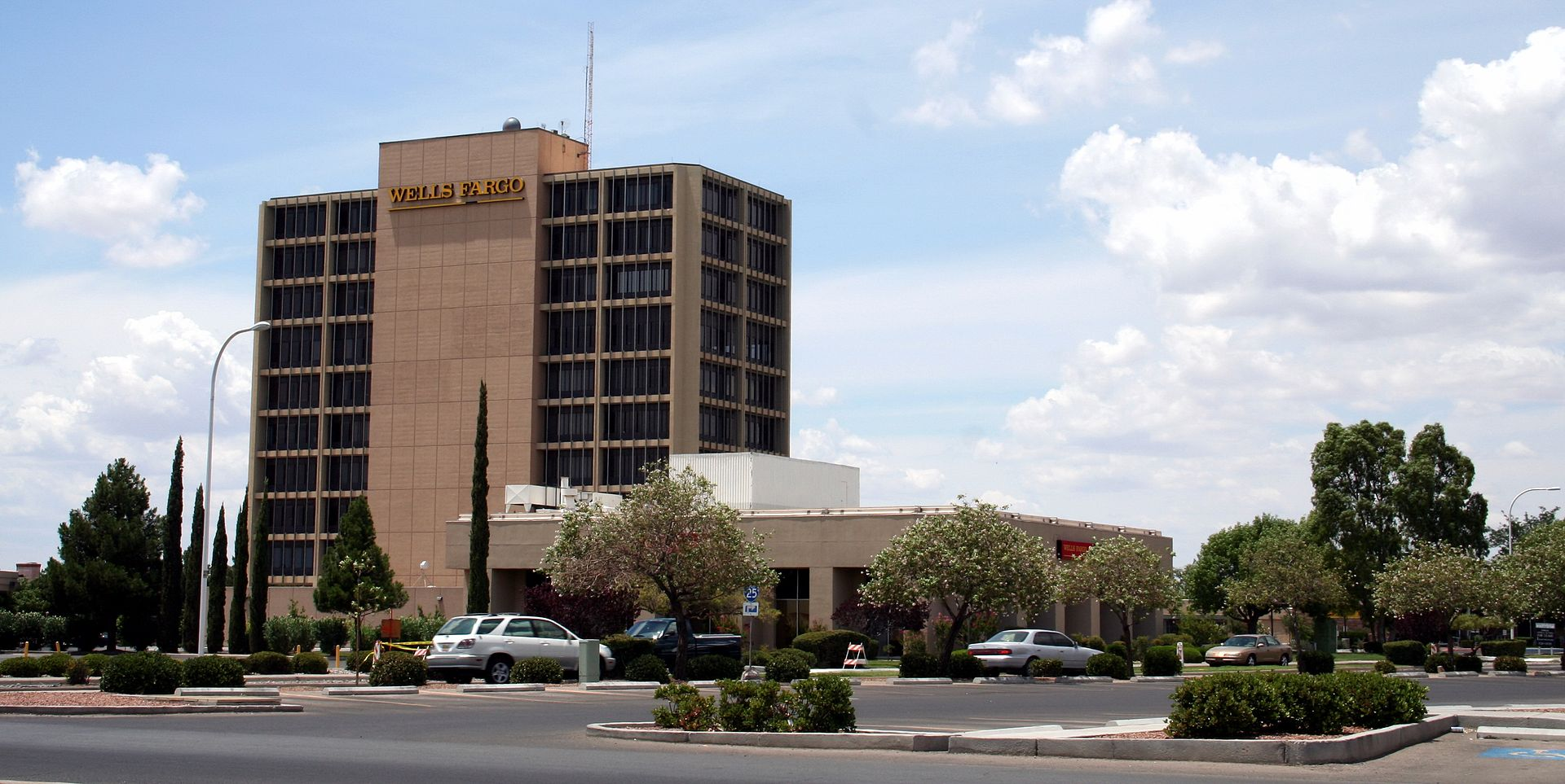 Wells Fargo Tower Las Cruces Wikipedia