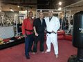 "Laudelino Solano, black belt in Judo and self-defense expert is pictured with Sambo Master Andres ""Andy"" Morgan..jpg"