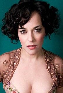 Laura Alonso Spanish operatic soprano