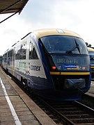 Lausitzbahn Connex in Weißwasser