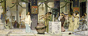 Lawrence Alma-Tadema - The vintage festival - Google Art Project.jpg