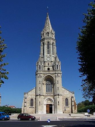 Le Chesnay - Saint-Antoine-de-Padoue