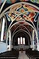 Le Menoux (Indre), église, fresques de Jorge Carrasco.jpg