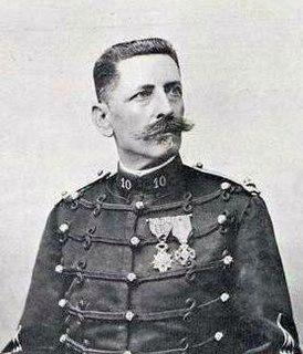Léon Moreaux French sport shooter
