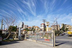 Brummana - Image: Lebanon January 2014 188