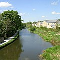Leeds and Liverpool Canal from Swine Lane Bridge - geograph.org.uk - 419849.jpg