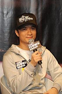 Leo Ku Hong Kong pop singer