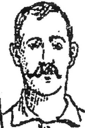 Leo Smith (baseball) - Image: Leo Smith 1891