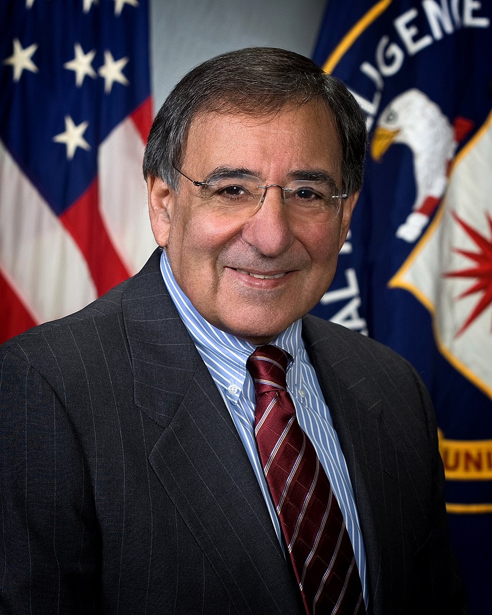 Leon Panetta official portrait
