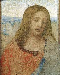 Diese Datei und die Informationen unter dem roten Trennstrich werden ... Da Vinci Last Supper Restored
