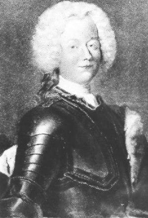 Leopold, Prince of Anhalt-Köthen - Leopold, Prince of Anhalt-Köthen, 1710