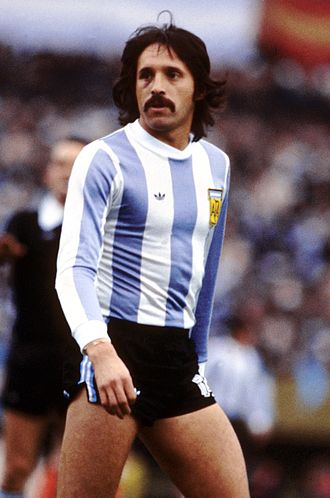 Leopoldo Luque - Luque with Argentina   at the 1978 FIFA World Cup